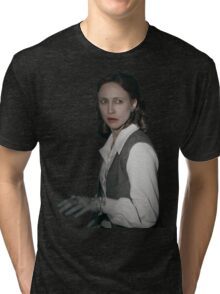 Lorraine Warren - The Conjuring Tri-blend T-Shirt