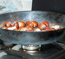 roasted chestnuts by arnau2098
