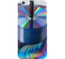 music cds iPhone Case/Skin