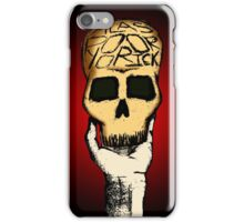 Alas! Poor Yorick! iPhone Case/Skin