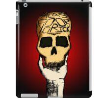 Alas! Poor Yorick! iPad Case/Skin