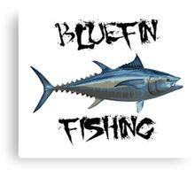 Bluefin Fishing Canvas Print