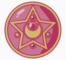 Moon Crystal Power Kids Tee
