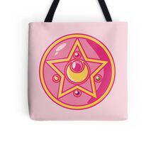 Moon Crystal Power Tote Bag