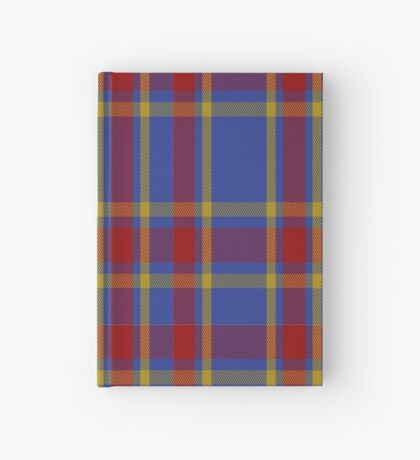 01336 UEFA (Glasgow) Tartan  Hardcover Journal