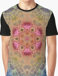 Crystalline Reflections 2 Graphic T-Shirt