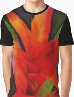 thinking of bromeliad Graphic T-Shirt