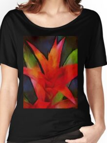 thinking of bromeliad Women's Relaxed Fit T-Shirt