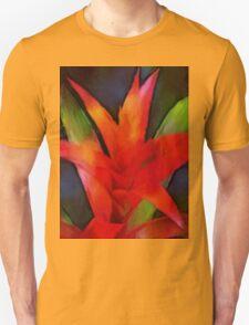 thinking of bromeliad Unisex T-Shirt