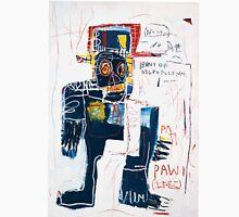 Basquiat Irony of negro policeman Unisex T-Shirt