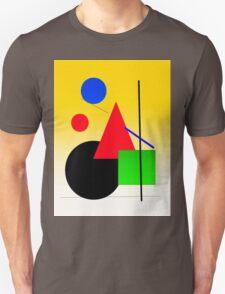 sun rise cityscape Unisex T-Shirt