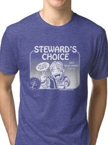 Steward's Choice Coffee Tri-blend T-Shirt