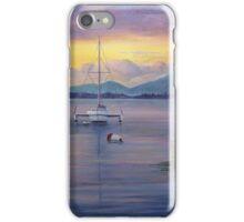 Chemainus Sunset iPhone Case/Skin