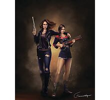 The Earp Sisters Photographic Print