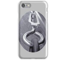 tension's bolt iPhone Case/Skin