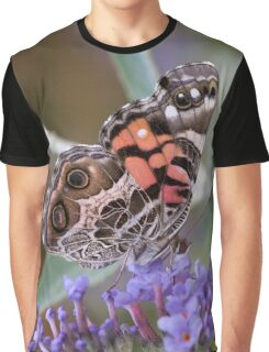 Lady in the Afternoon Graphic T-Shirt