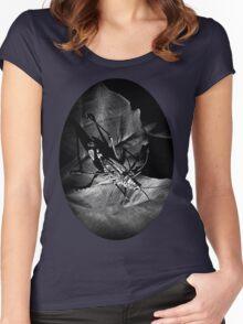Grass Hopper's Spotlight Women's Fitted Scoop T-Shirt