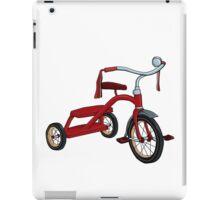 vintage tricycle iPad Case/Skin