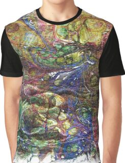 The Atlas Of Dreams - Color Plate 102 Graphic T-Shirt