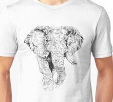 Oloololo's Elephant Unisex T-Shirt
