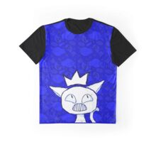a cat into a ruler. Graphic T-Shirt