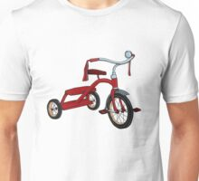 vintage tricycle Unisex T-Shirt