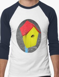 fixer upper Men's Baseball ¾ T-Shirt