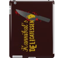 Hannibal's Delicatessen iPad Case/Skin