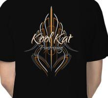 Kool Kat Pinstriping (Orange) Classic T-Shirt