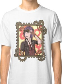 Steampunk Ellie Classic T-Shirt