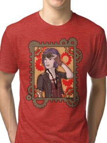 Steampunk Ellie Tri-blend T-Shirt
