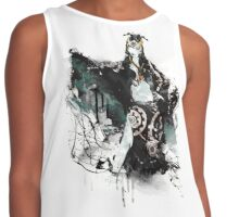 Twili Midna- Twilight Princess Contrast Tank