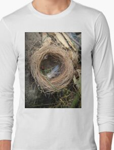 empty nest Long Sleeve T-Shirt