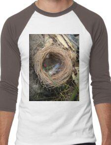 empty nest Men's Baseball ¾ T-Shirt