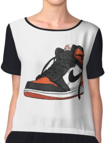 "Air Jordan 1 ""SHATTERED BACKBOARD"" Chiffon Top"