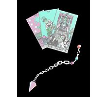 Tarot and Pendulum Photographic Print