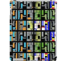 WALL OF THE ADEPT 72 iPad Case/Skin