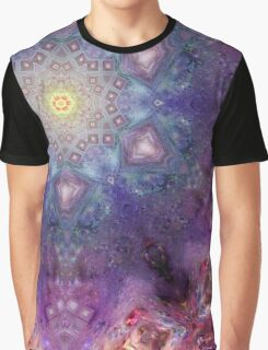 Crystalline Reflections 3 Graphic T-Shirt