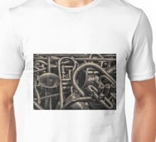 Old Brass Musical Instruments Toned Unisex T-Shirt