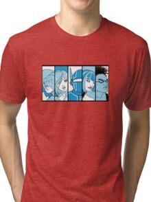 City of Heroes Tri-blend T-Shirt