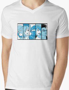 City of Heroes Mens V-Neck T-Shirt