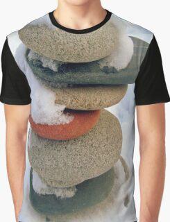 snow rock  Graphic T-Shirt