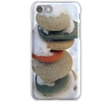 snow rock  iPhone Case/Skin