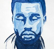 Kanye West by Michael John