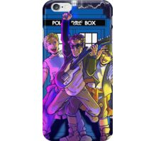 Most Excellent Adventure in Time and Space iPhone Case/Skin