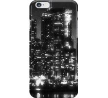 Black and White Chicago iPhone Case/Skin