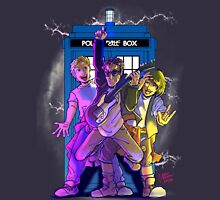 Most Excellent Adventure in Time and Space Classic T-Shirt