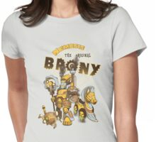 Nemesis the Original Brony Womens Fitted T-Shirt