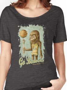Go Beavers! (vintage) Women's Relaxed Fit T-Shirt