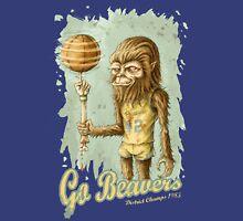 Go Beavers! (vintage) Unisex T-Shirt